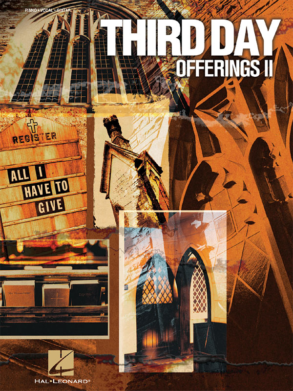 Third Day: Third Day - Offerings II: Piano  Vocal and Guitar: Mixed Songbook