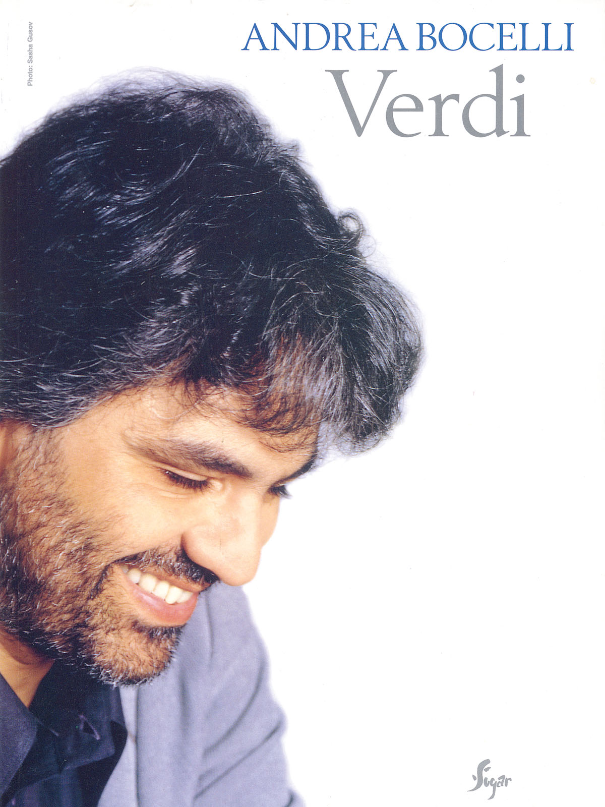 Andrea Bocelli - Verdi: Piano  Vocal and Guitar: Mixed Songbook