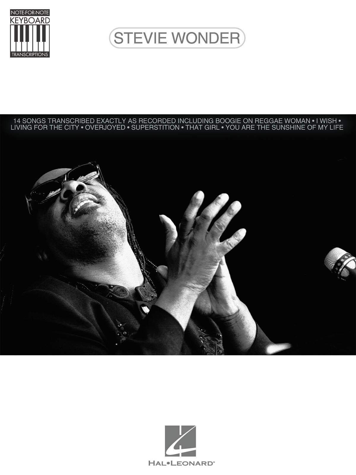 Stevie Wonder: Stevie Wonder: Keyboard: Artist Songbook