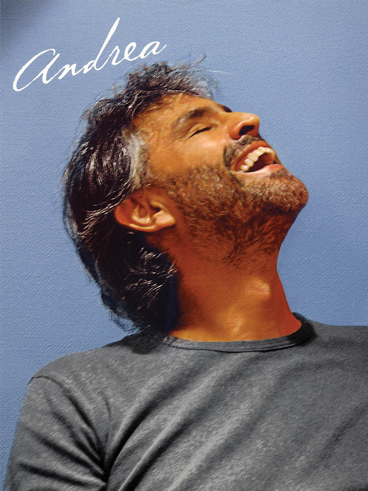 Andrea Bocelli: Andrea Bocelli - Andrea: Piano  Vocal and Guitar: Album Songbook