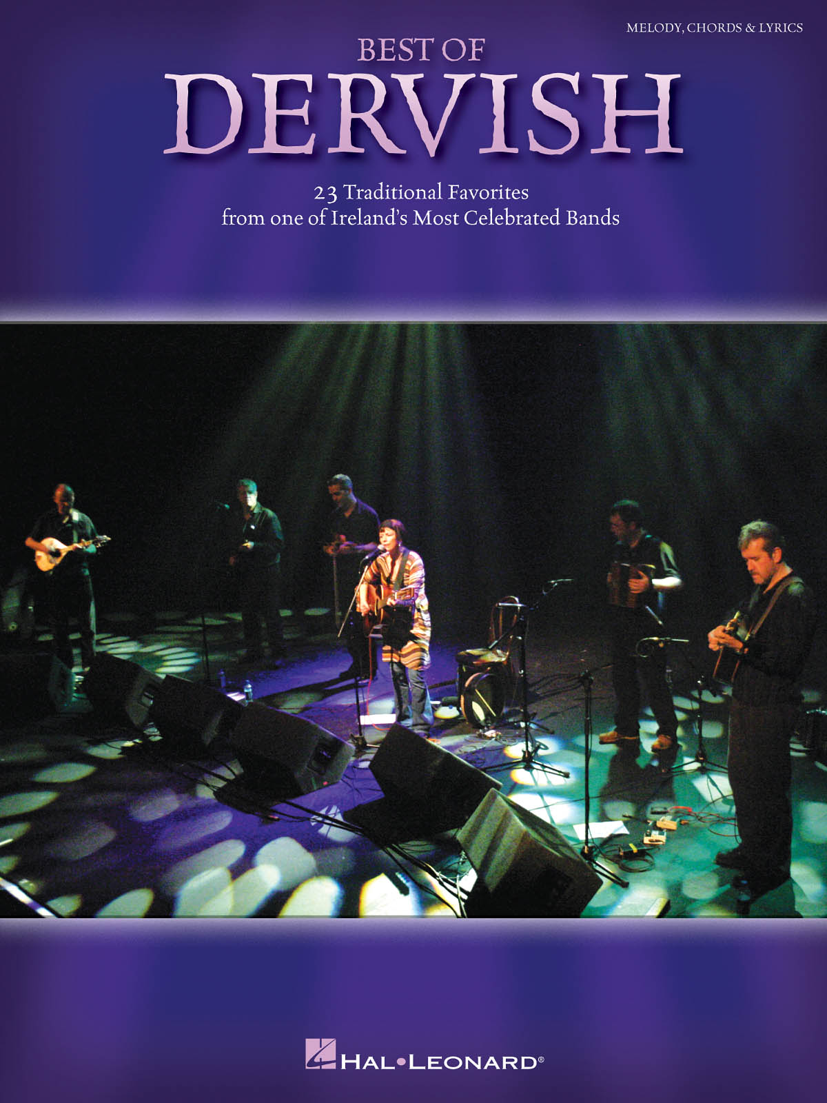 Dervish: Best Of Dervish: Piano  Vocal and Guitar: Artist Songbook