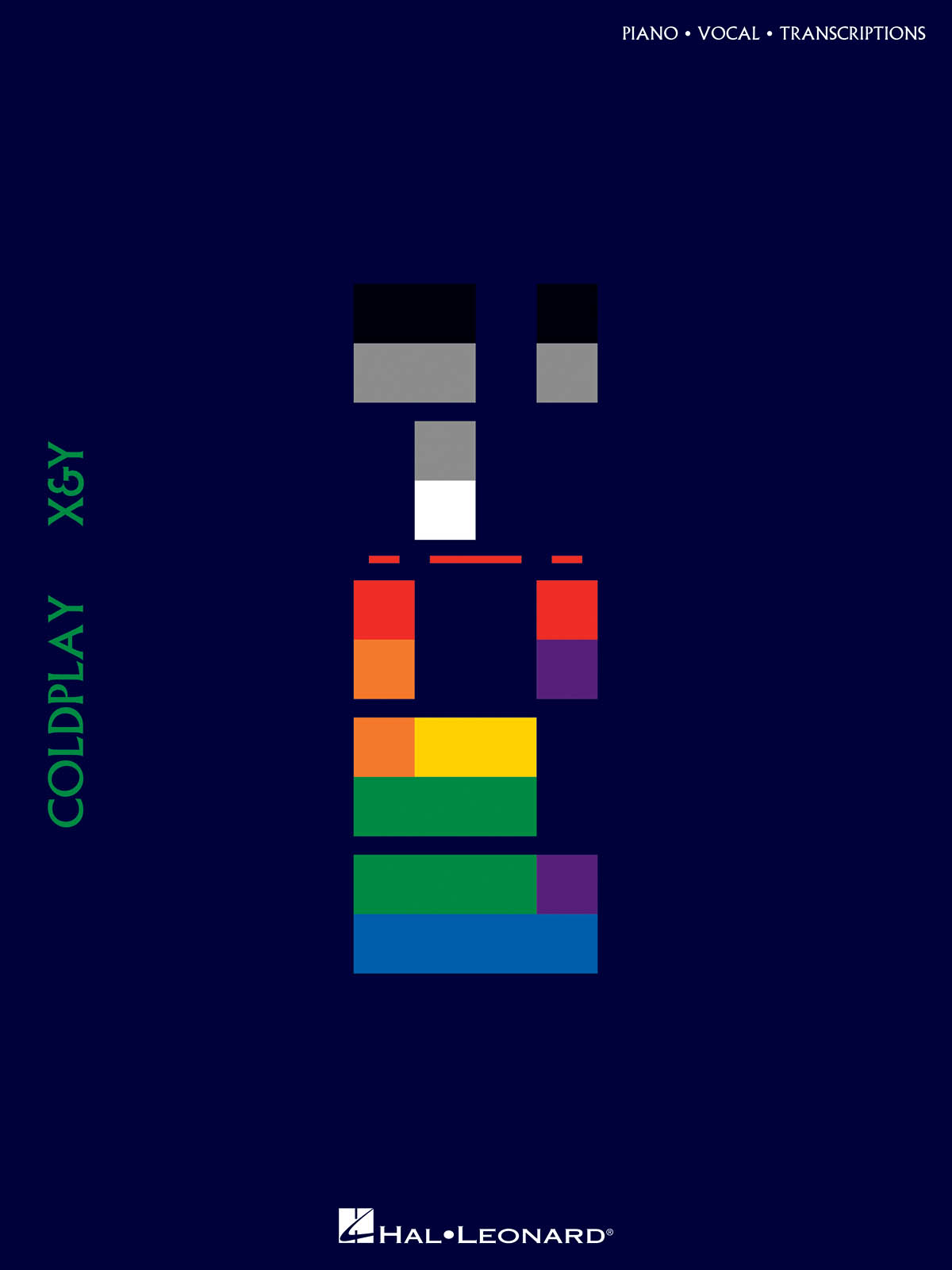 Coldplay: Coldplay - X & Y: Piano  Vocal and Guitar: Mixed Songbook