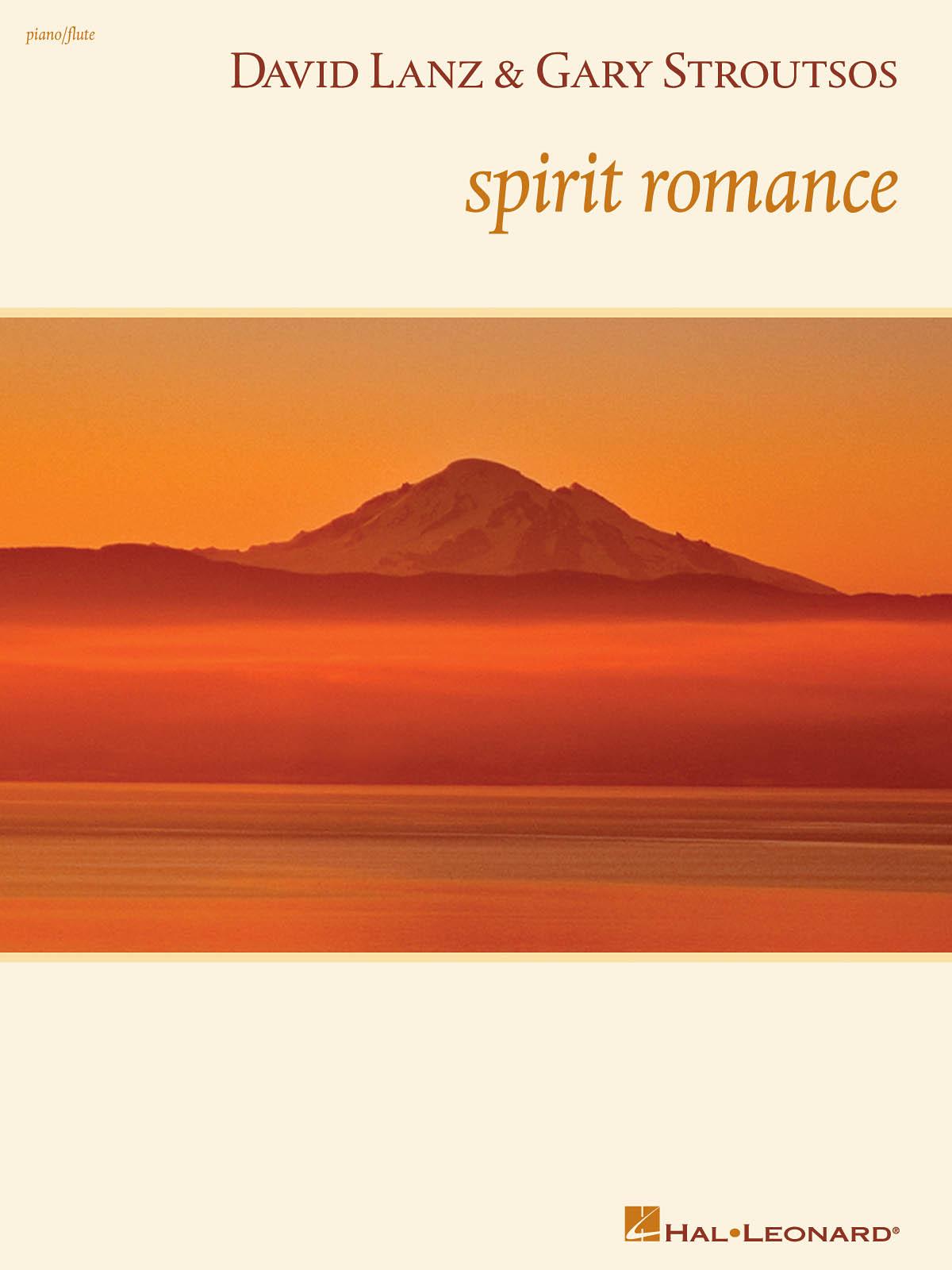 David Lanz: David Lanz & Gary Stroutsos - Spirit Romance: Piano: Instrumental
