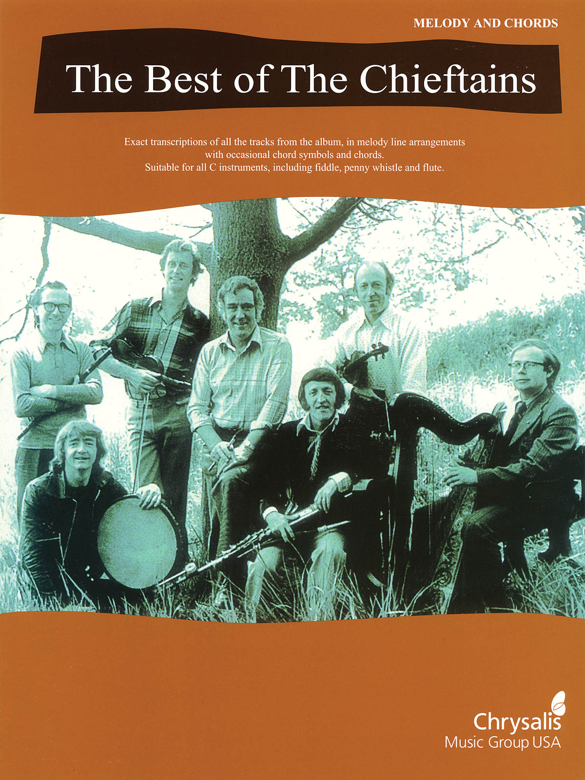 The Chieftains: The Best of The Chieftains: Piano  Vocal and Guitar: Mixed
