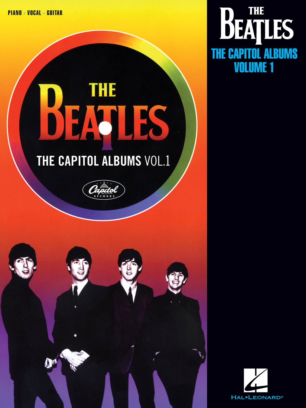 The Beatles: The Beatles - The Capitol Albums  Volume 1: Piano  Vocal and