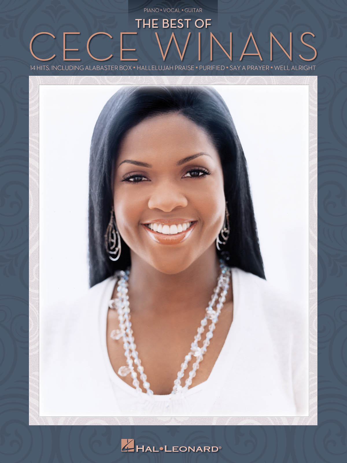CeCe Winans: The Best Of CeCe Winans: Piano  Vocal and Guitar: Album Songbook