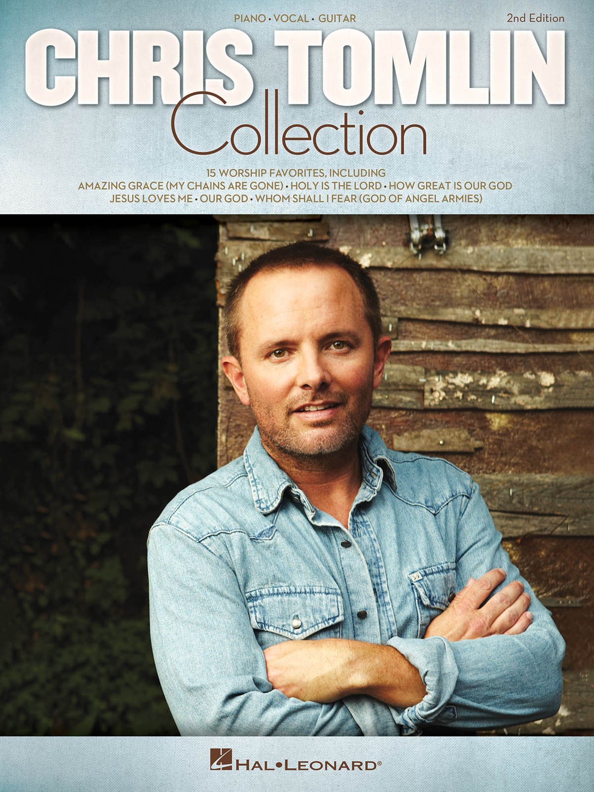 The Chris Tomlin Collection: Piano  Vocal  Guitar: Mixed Songbook