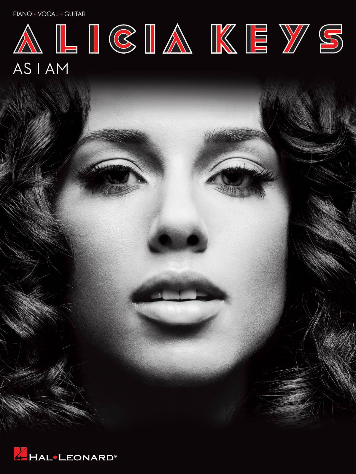 Alicia Keys: Alicia Keys - As I Am: Piano  Vocal  Guitar: Album Songbook