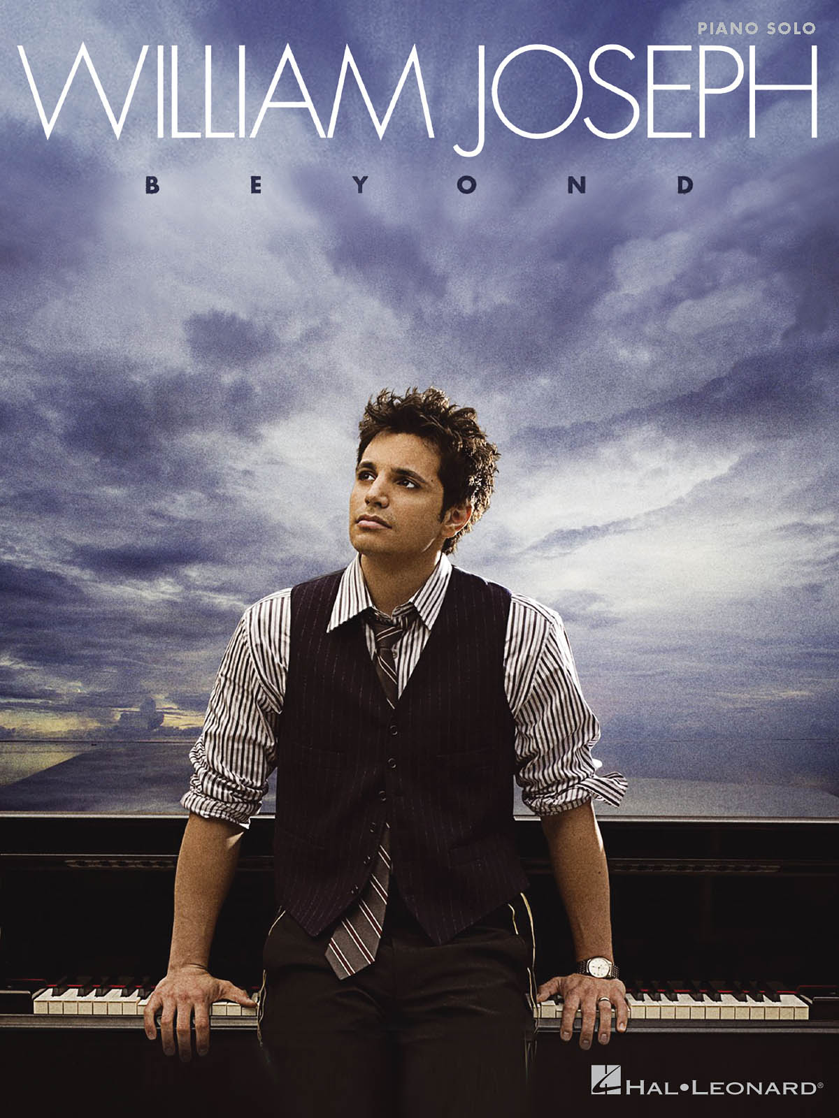 William Joseph: Beyond for Piano Solo: Piano: Album Songbook