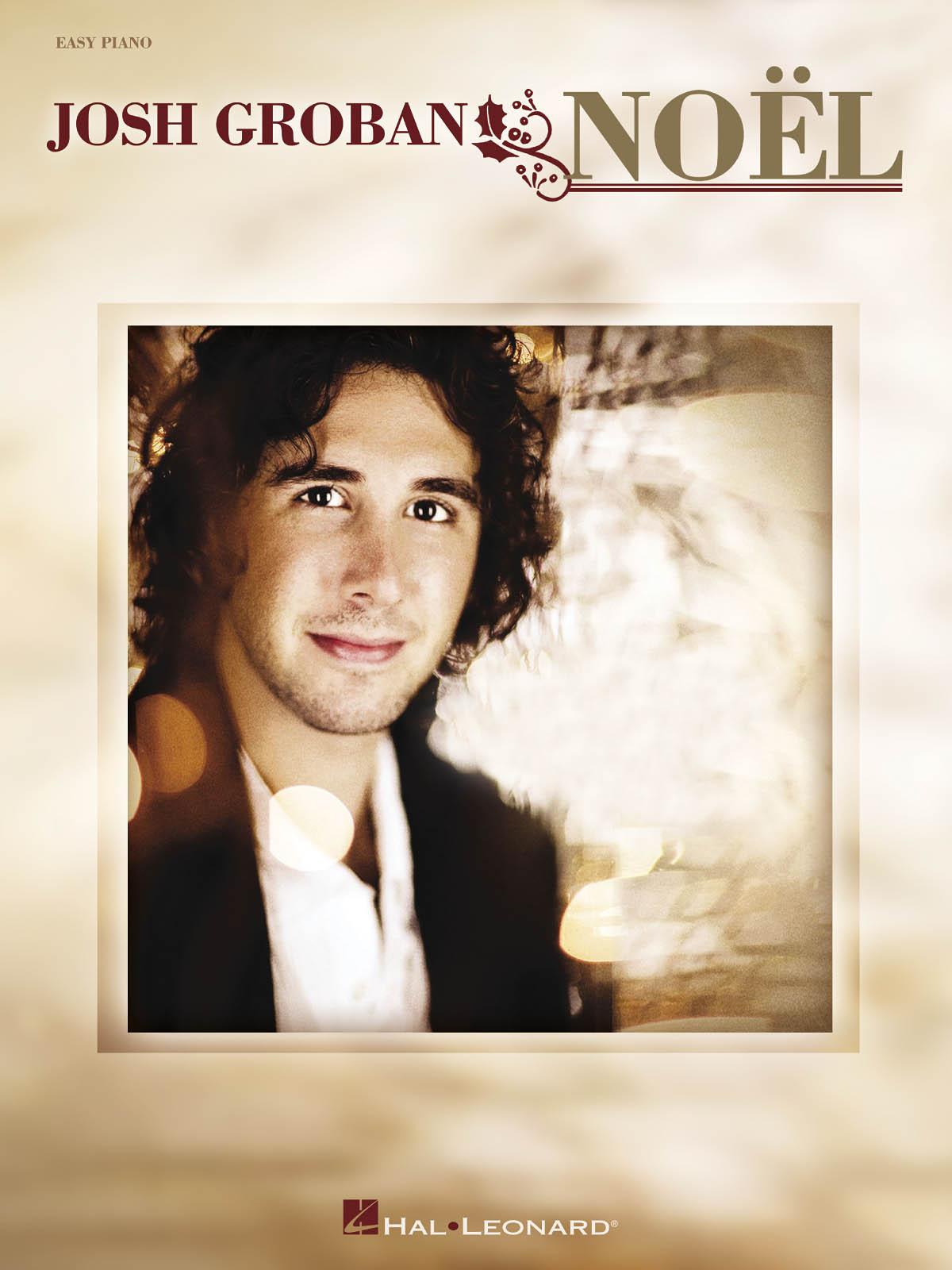 Josh Groban: Noel (Easy Piano): Easy Piano: Album Songbook