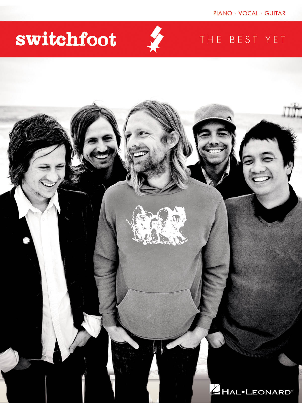 Switchfoot: Switchfoot - The Best Yet: Piano  Vocal and Guitar: Mixed Songbook