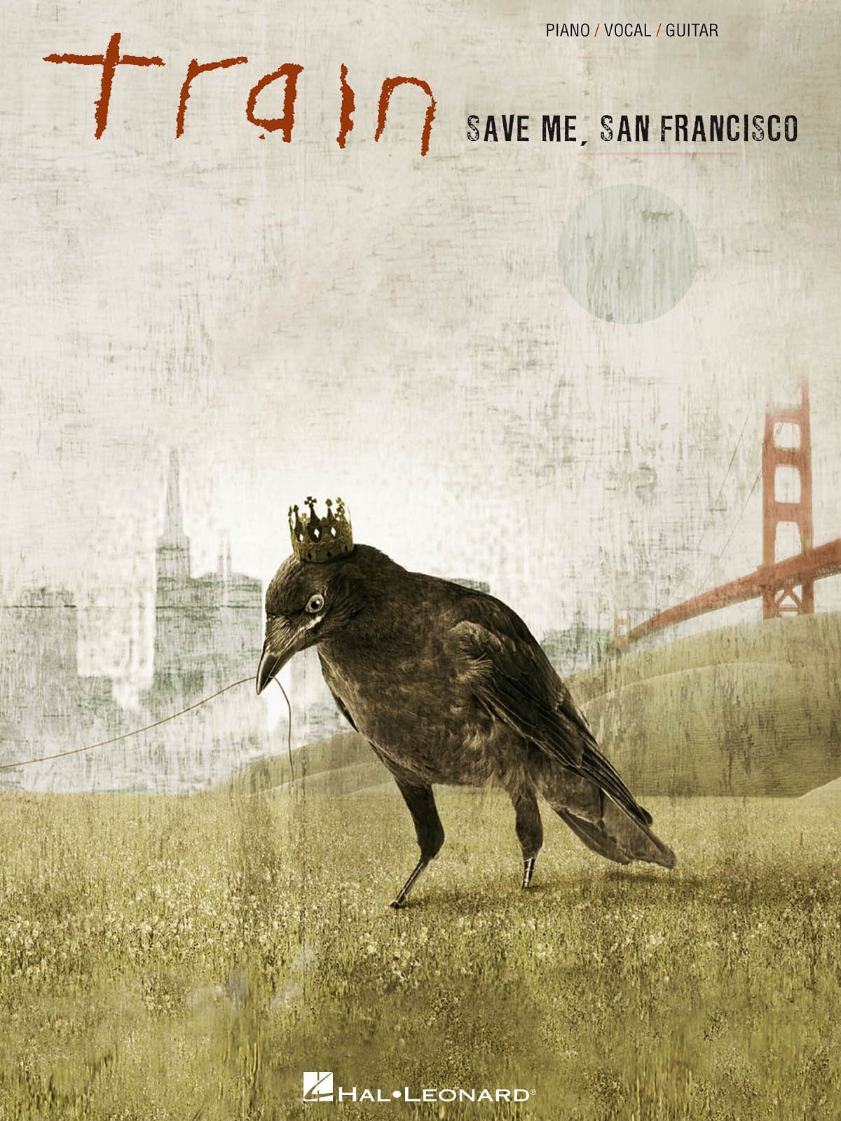 Train: Train - Save Me  San Francisco: Piano  Vocal and Guitar: Mixed Songbook
