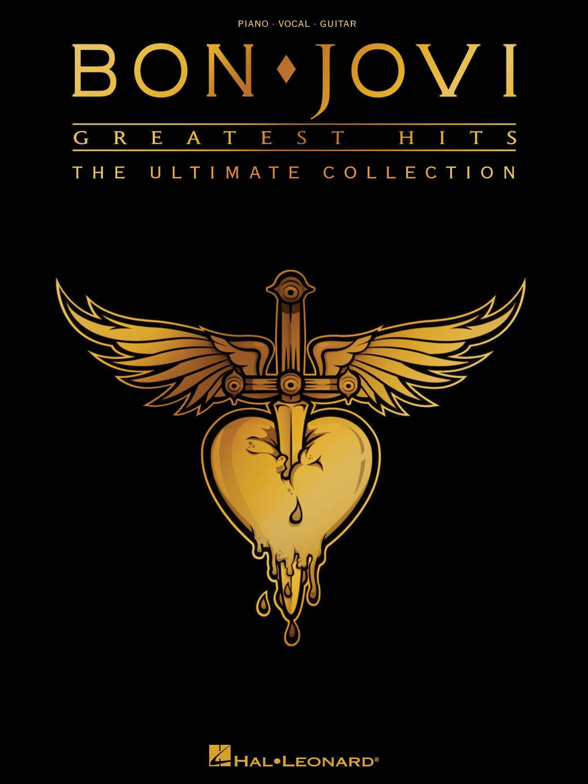 Bon Jovi: Bon Jovi Greatest Hits: Piano  Vocal and Guitar: Artist Songbook