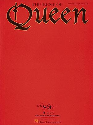Queen: The Best of Queen: Piano  Vocal and Guitar: Vocal Album