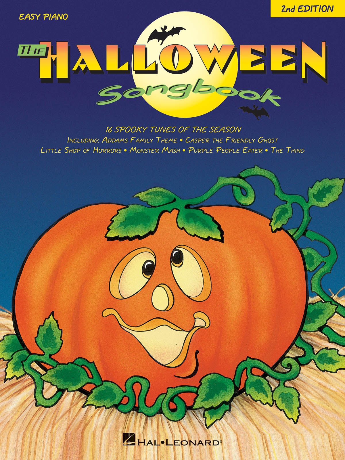 The Halloween Songbook - 2nd Edition: Easy Piano: Instrumental Album