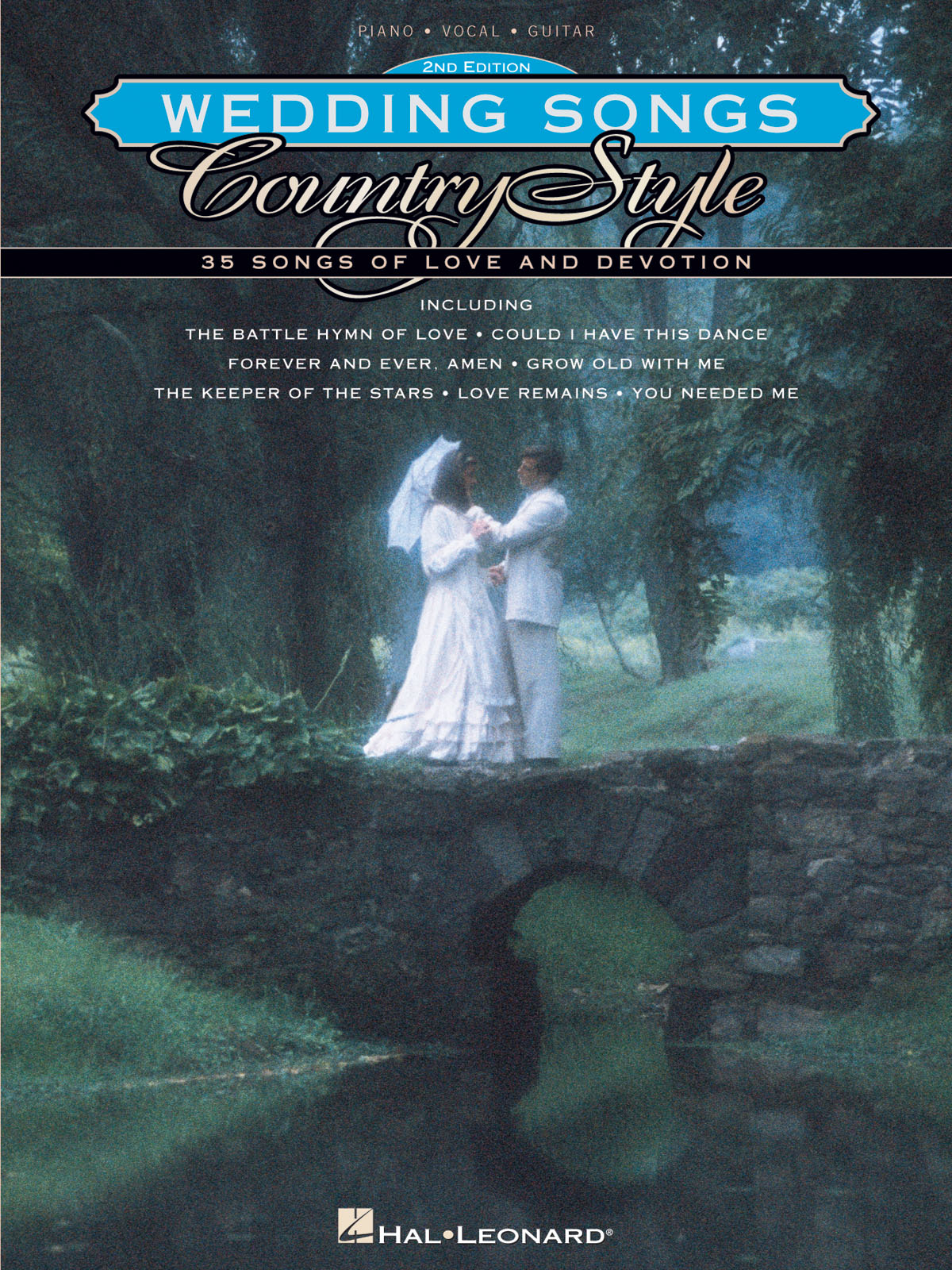 Wedding Songs Country Style: Piano  Vocal and Guitar: Mixed Songbook