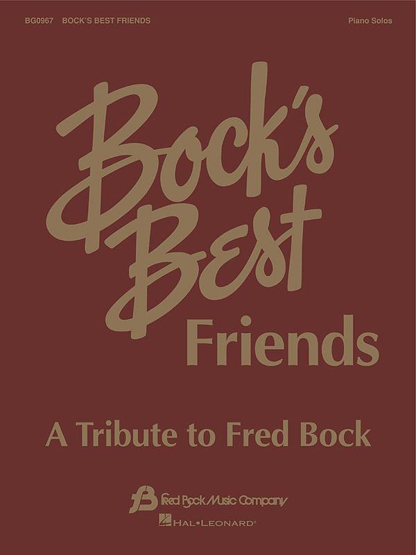 Bock's Best Friends: Piano: Instrumental Album