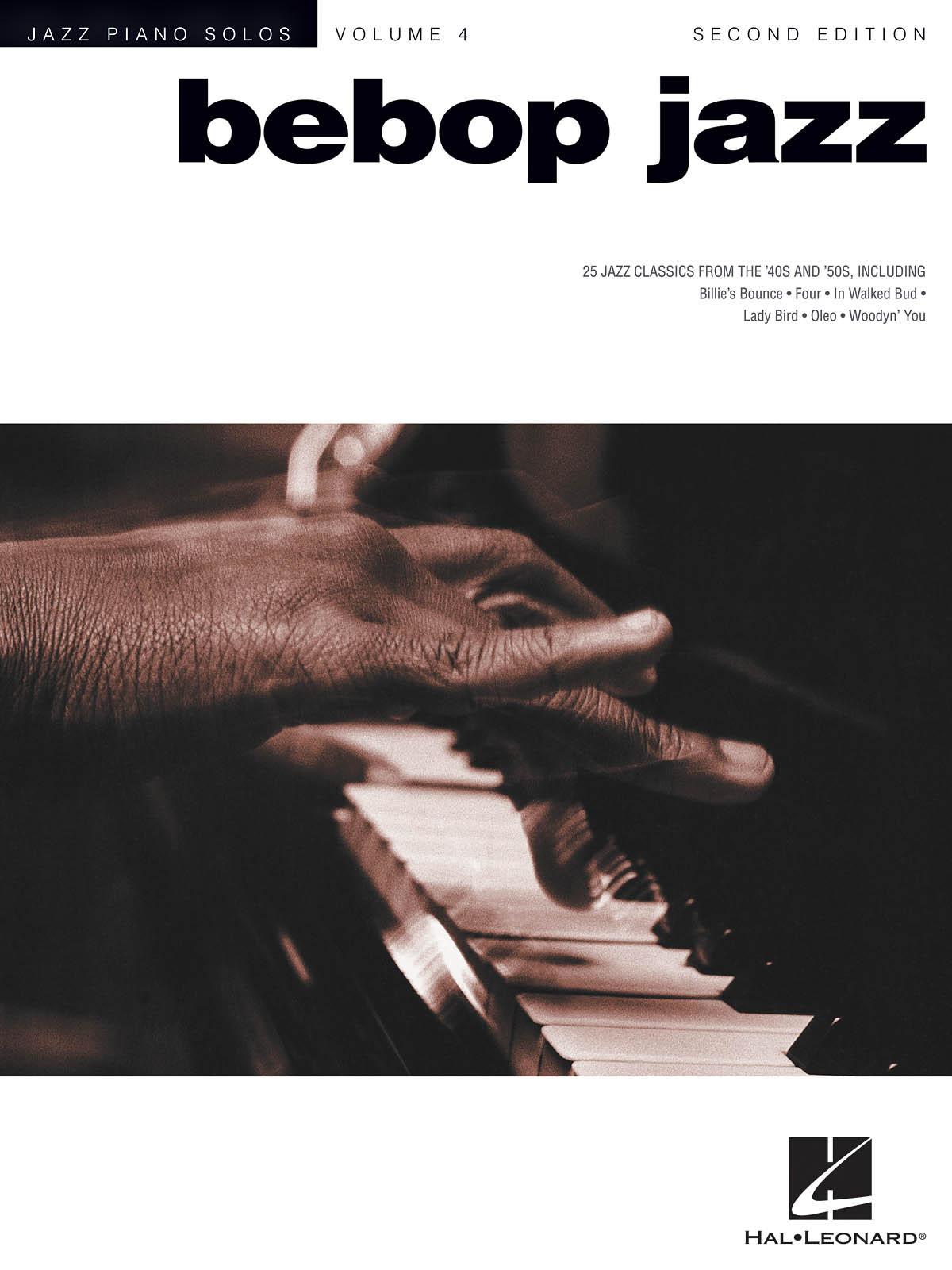 Bebop Jazz: Piano: Instrumental Album