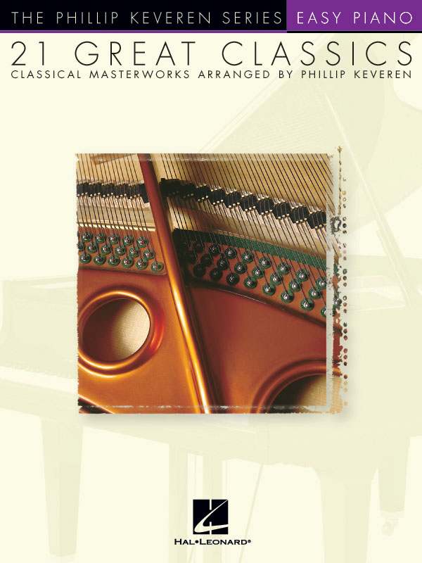 21 Great Classics: Easy Piano: Instrumental Album