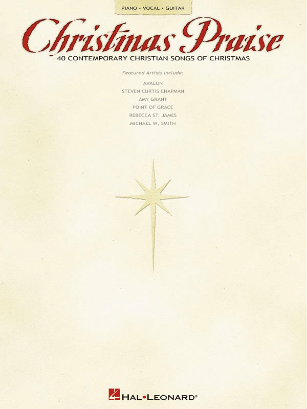 Christmas Praise: Piano  Vocal  Guitar: Mixed Songbook