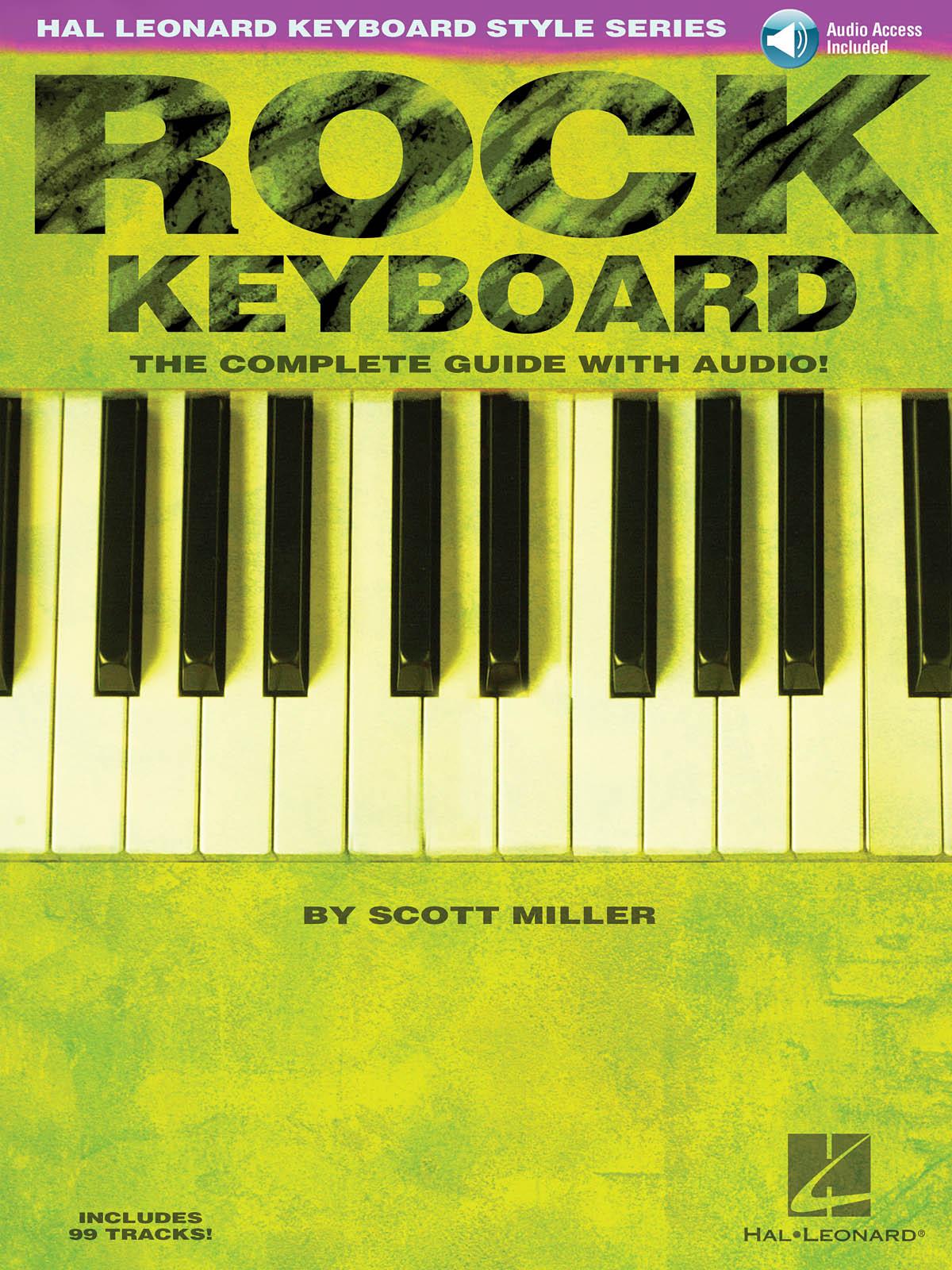 Rock Keyboard: Keyboard: Instrumental Tutor