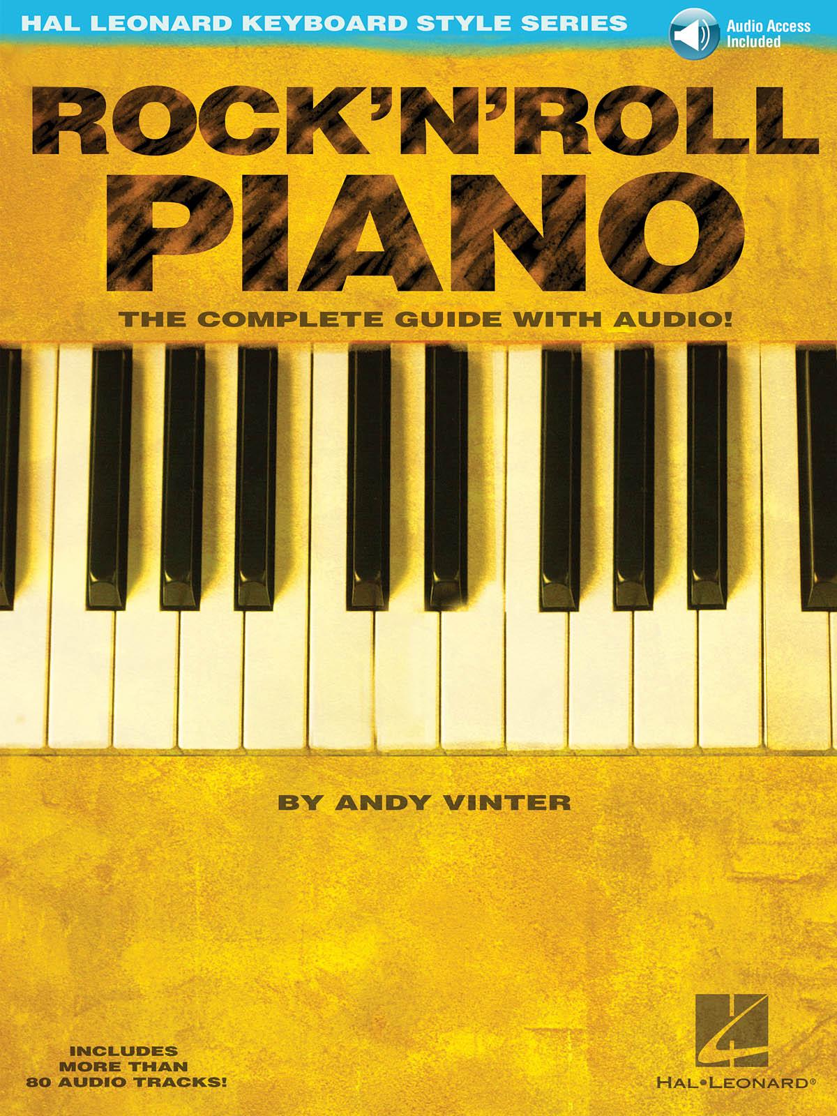 Rock'n'Roll Piano: Piano: Instrumental Tutor