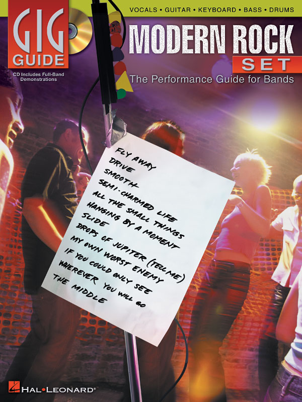 Gig Guide Modern Rock Set: Chamber Ensemble: Vocal Album