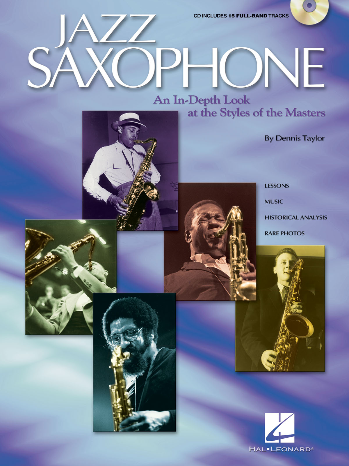 Jazz Saxophone: Saxophone: Instrumental Tutor