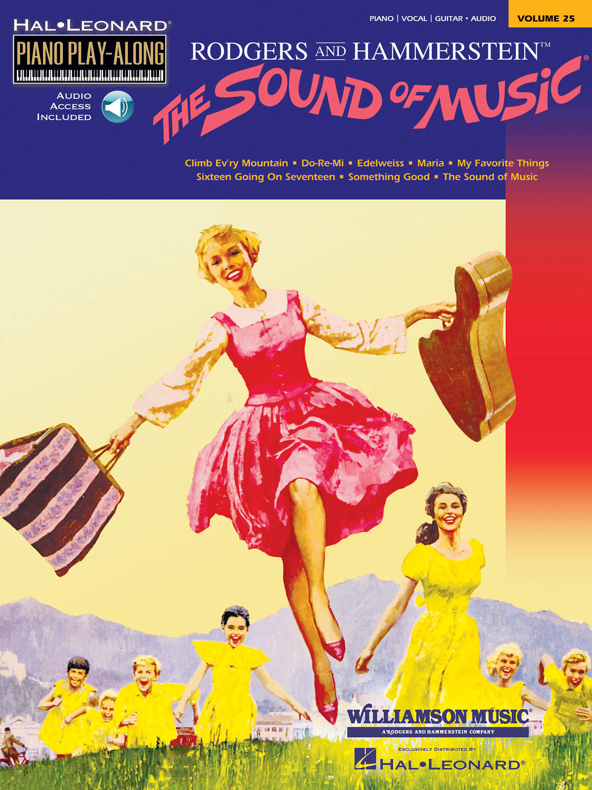 Oscar Hammerstein II Richard Rodgers: The Sound Of Music: Piano: Vocal Album