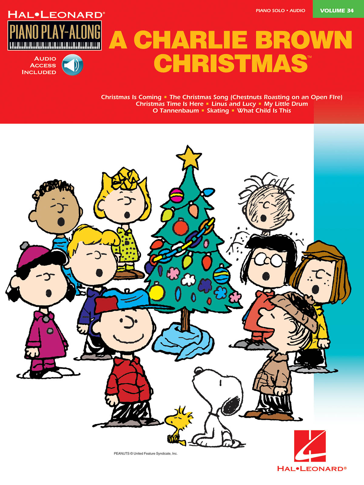 Vince Guaraldi: Charlie Brown Christmas: Piano: Mixed Songbook