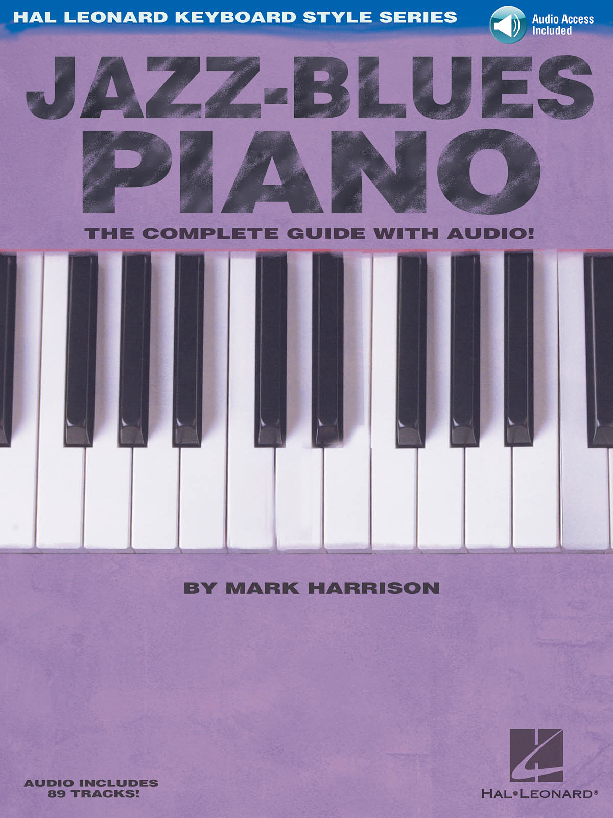 Jazz-Blues Piano: Piano: Instrumental Tutor