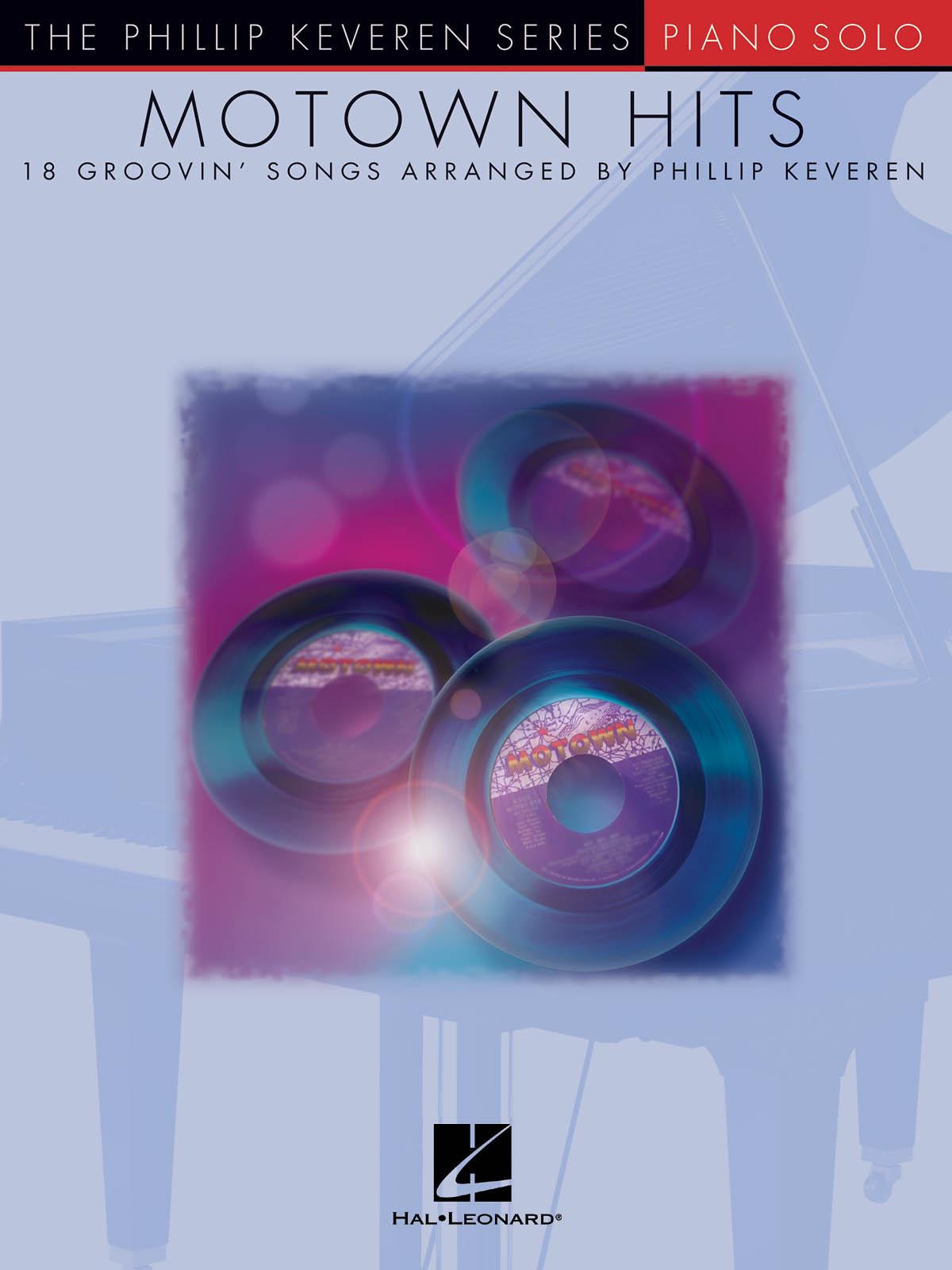 Motown Hits - 18 Groovin' Songs: Piano: Instrumental Album