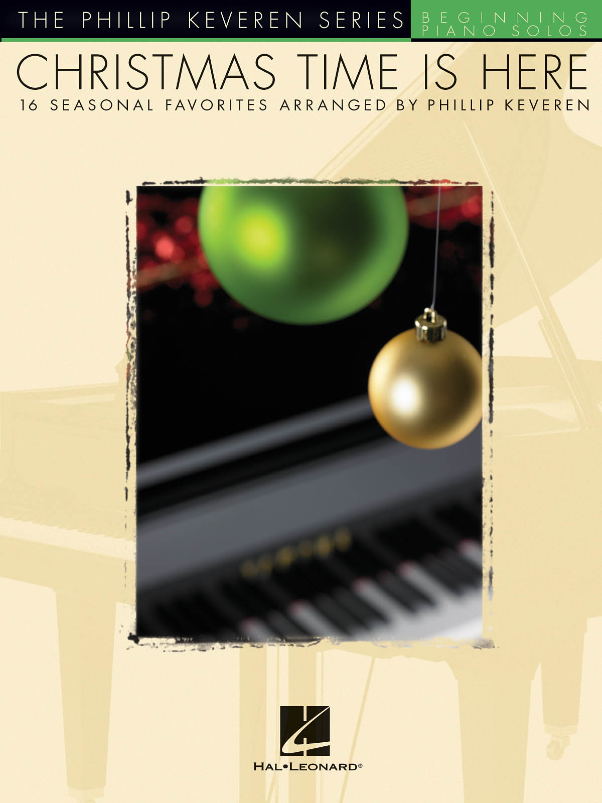 Christmas Time is Here: Piano: Instrumental Album