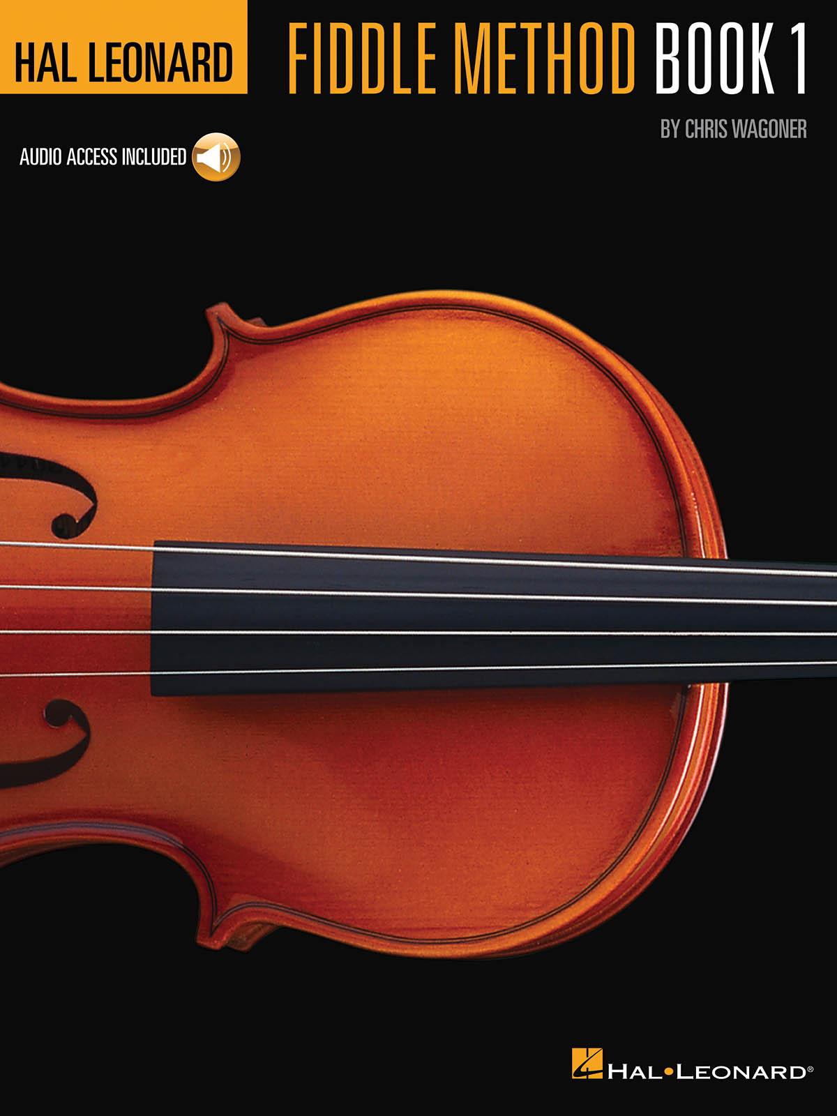 Hal Leonard Fiddle Method - Book 1 (Book/CD): Violin Solo: Instrumental Album