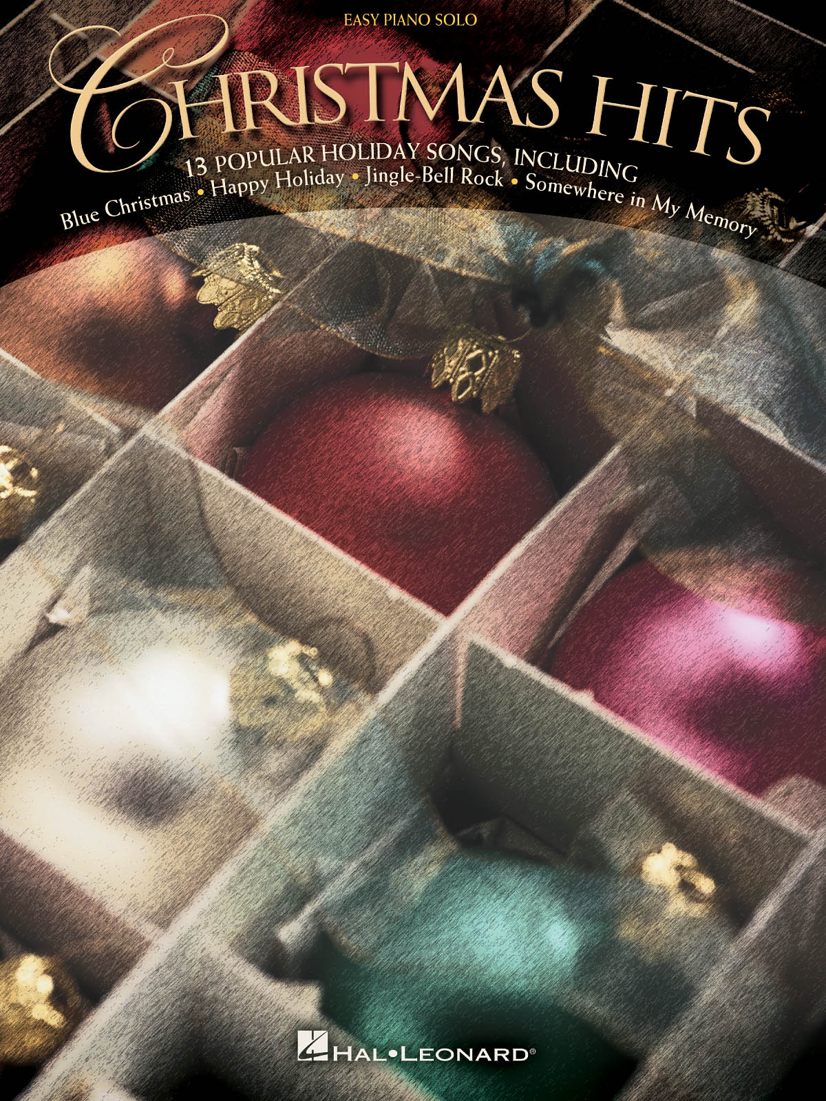 Christmas Hits: Easy Piano: Instrumental Album