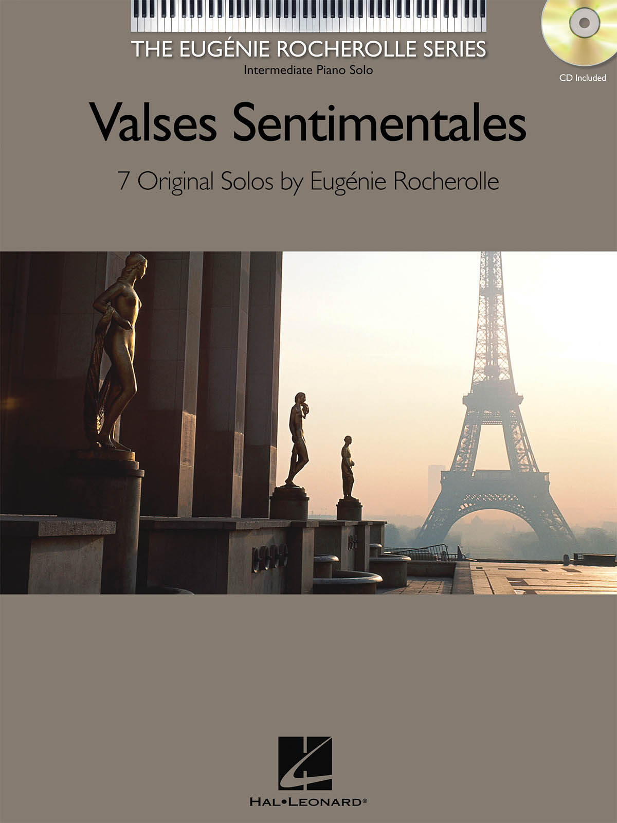 Eugénie Rocherolle: Valses Sentimentales: Piano: Instrumental Album