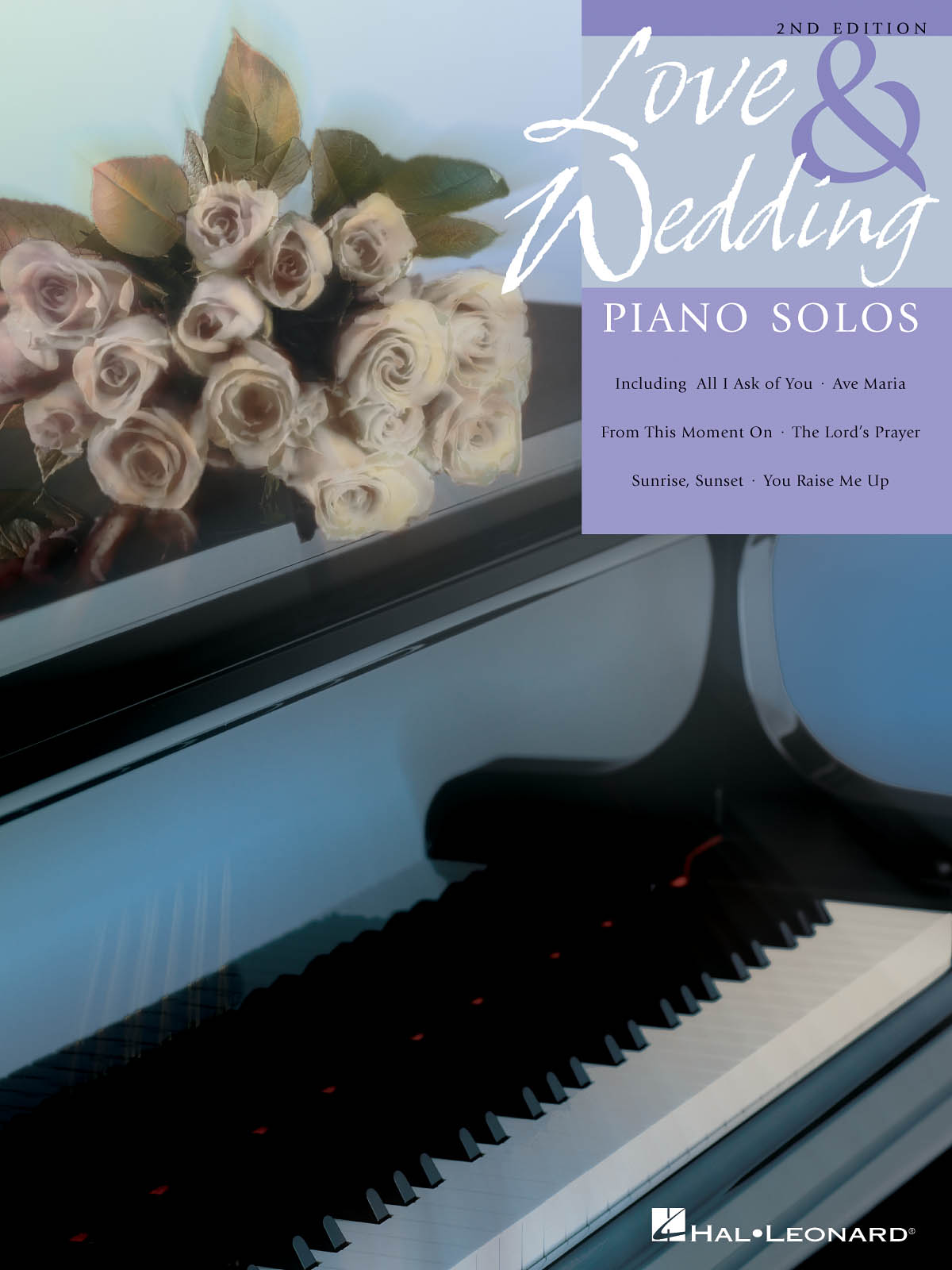 Love and Wedding Piano Solos - 2nd Edition: Piano: Instrumental Album