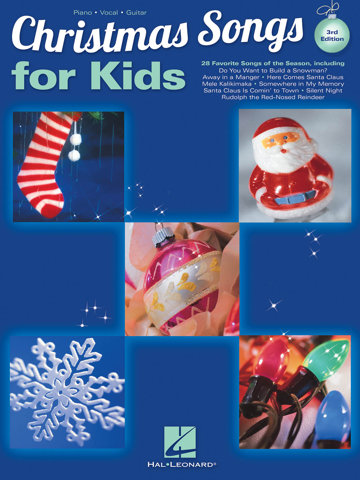 Christmas Songs for Kids: Piano  Vocal and Guitar: Mixed Songbook