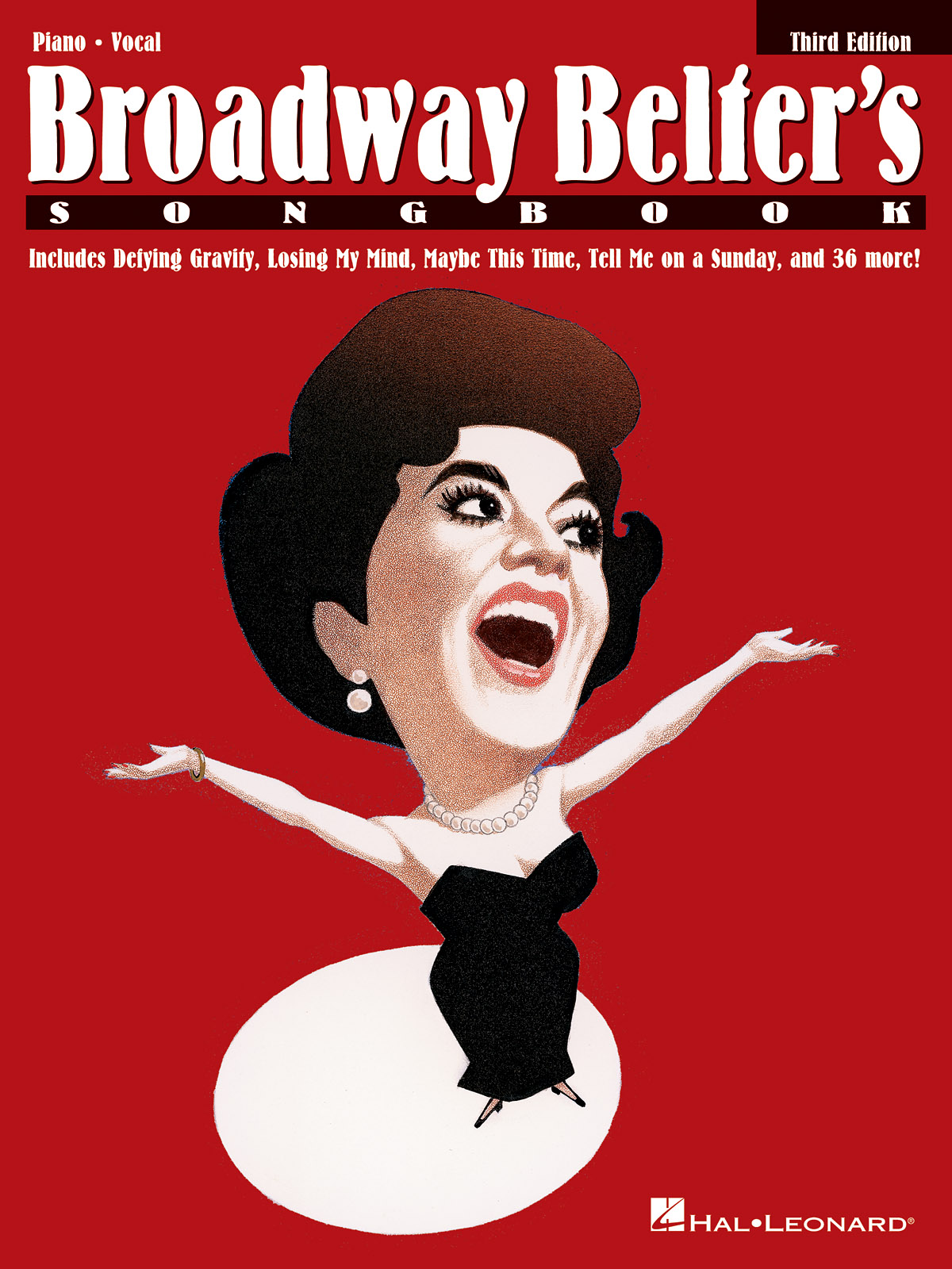 Broadway Belter's Songbook - Third Edition: Vocal Solo: Vocal Album