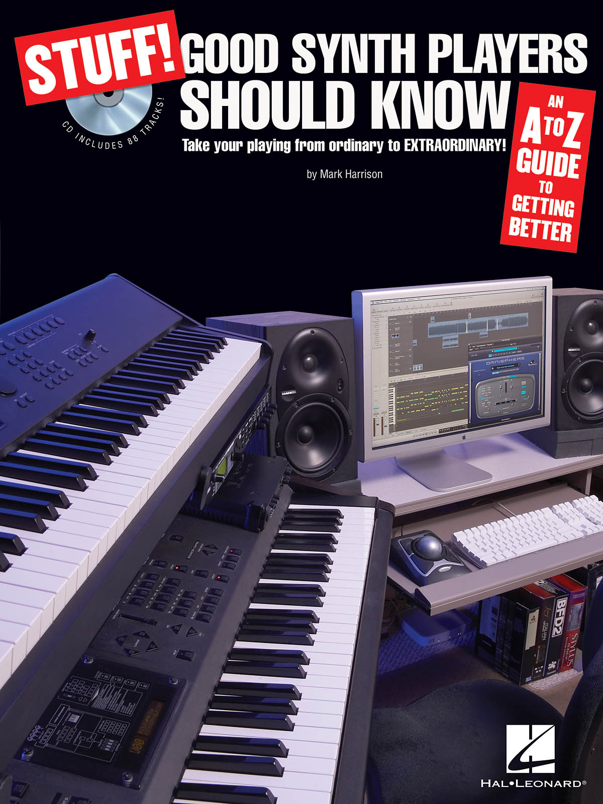 Stuff! Good Synth Players Should Know: Reference Books: Backing Tracks