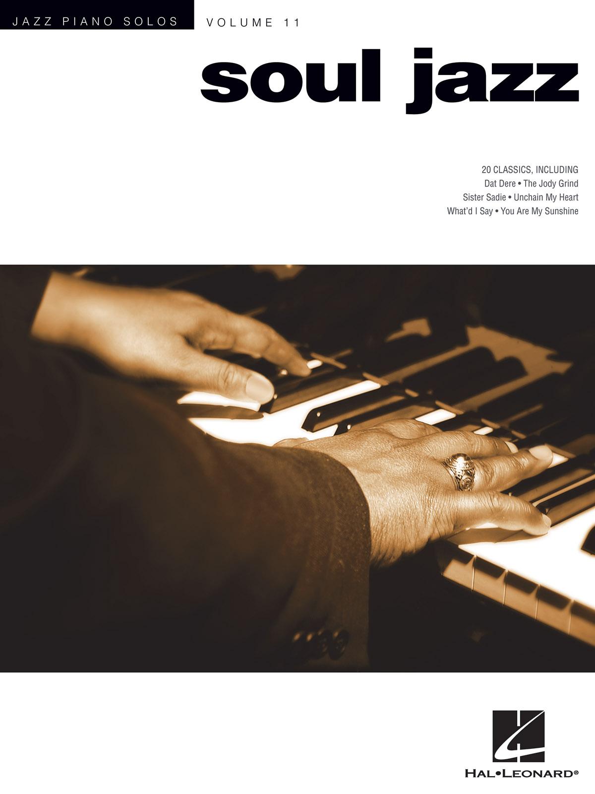 Soul Jazz: Piano: Instrumental Album