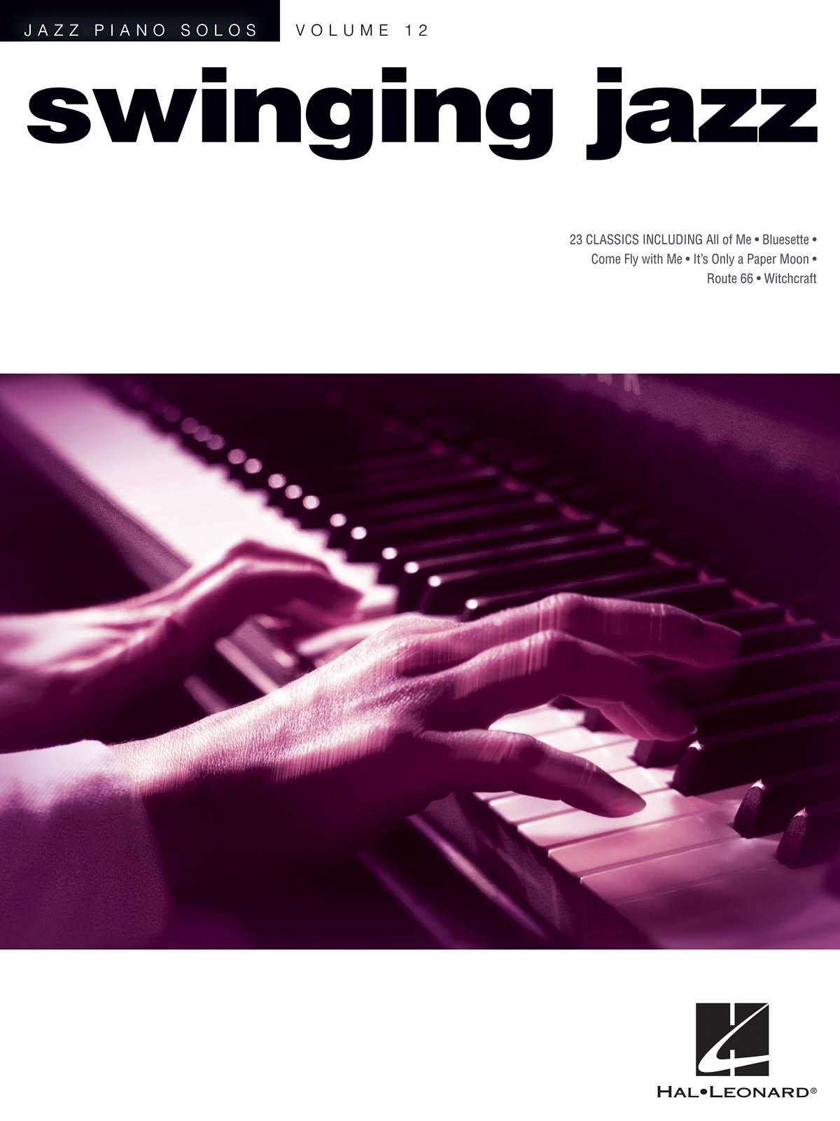 Swinging Jazz: Piano: Instrumental Album