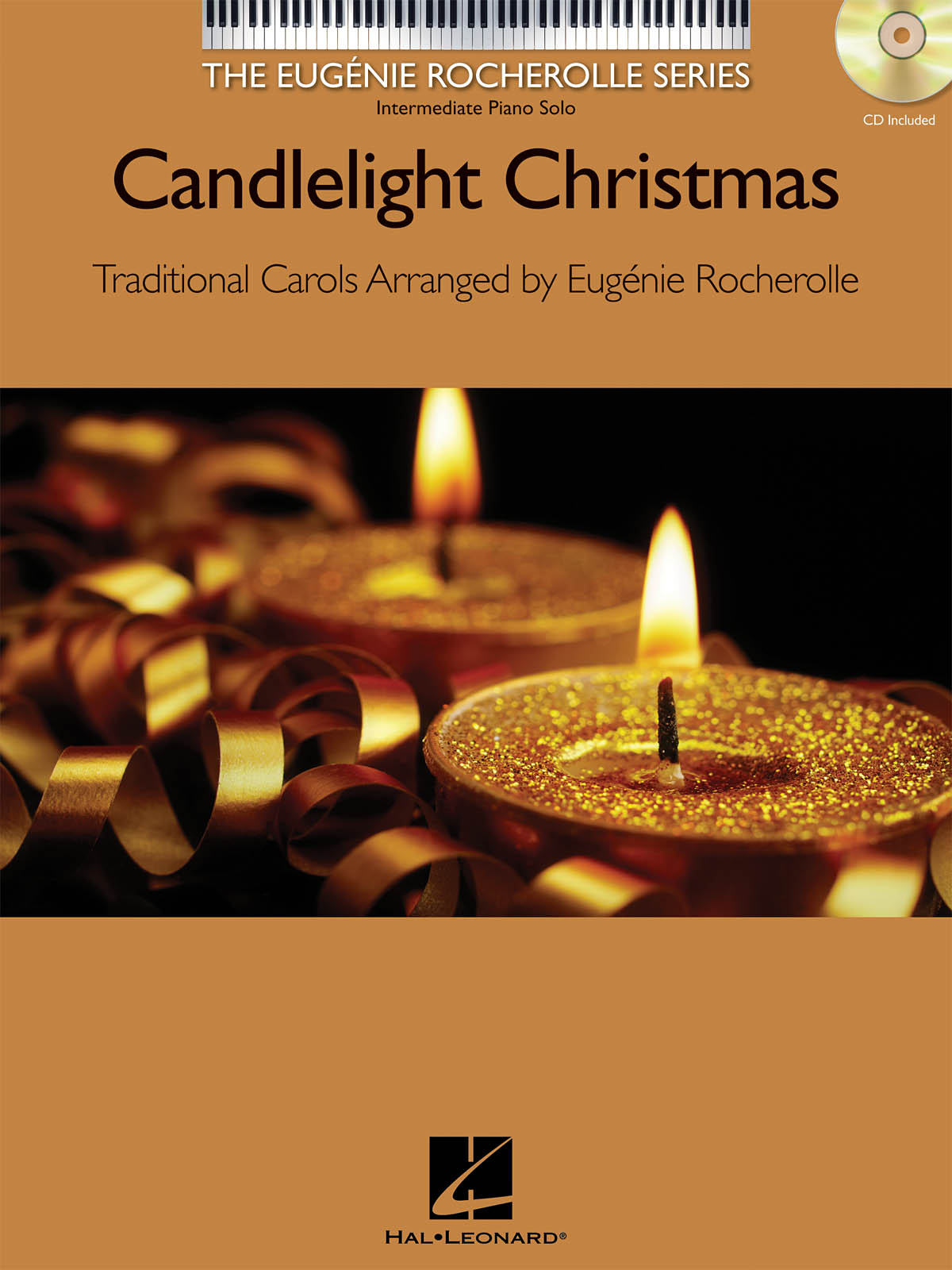 Candlelight Christmas (Book and CD): Piano: Instrumental Album