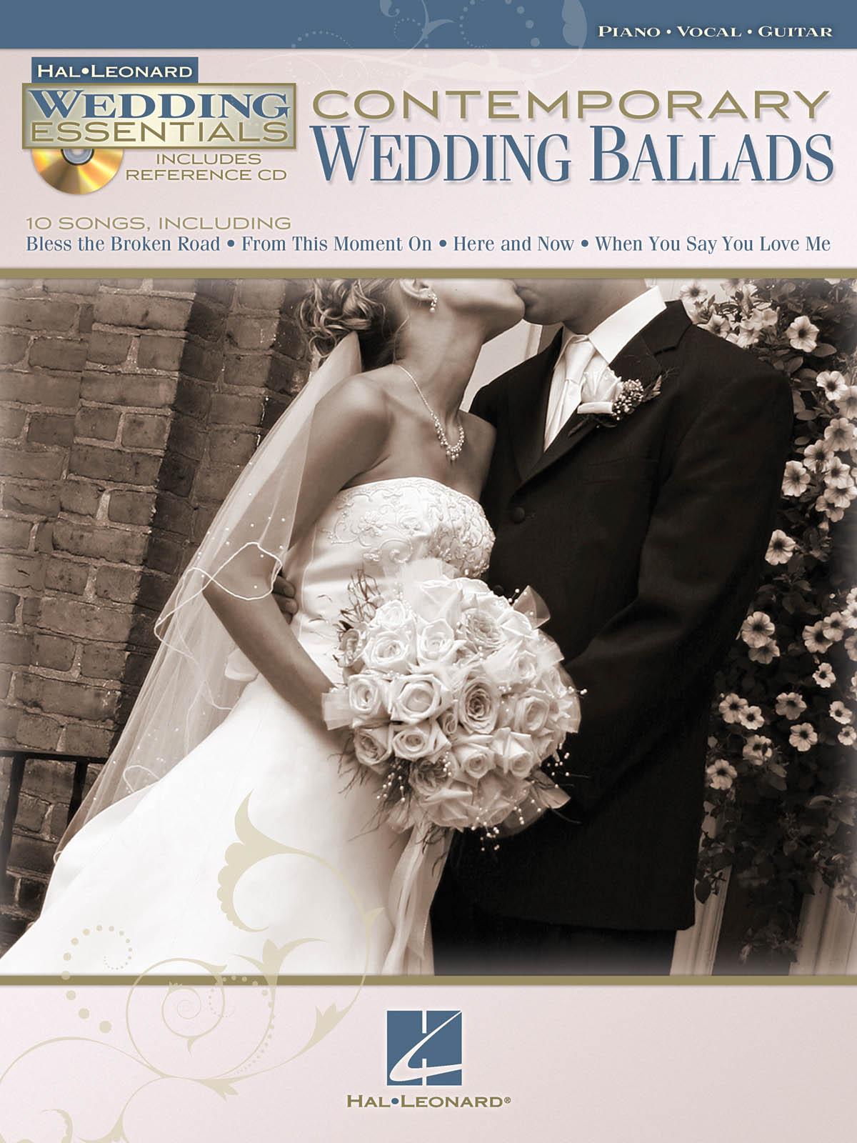 Contemporary Wedding Ballads: Piano  Vocal and Guitar: Mixed Songbook