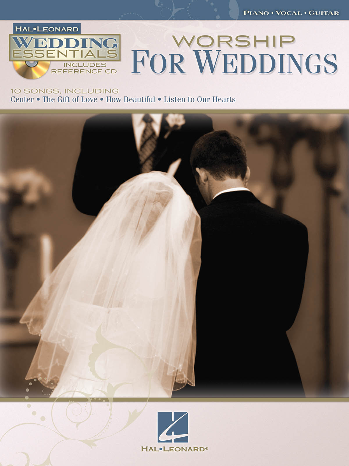 Worship for Weddings: Piano  Vocal and Guitar: Mixed Songbook