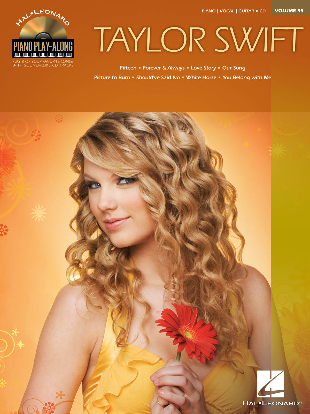 Taylor Swift: Taylor Swift: Piano: Vocal Album