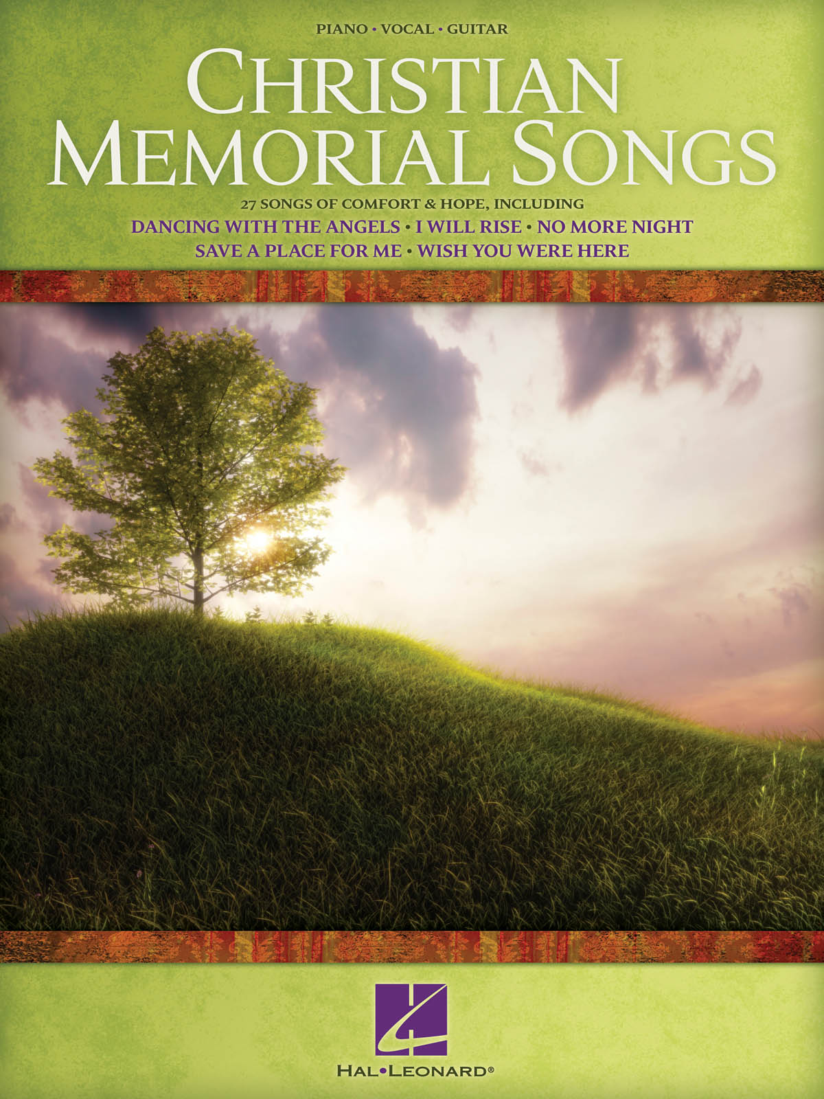Christian Memorial Songs: Piano  Vocal and Guitar: Mixed Songbook
