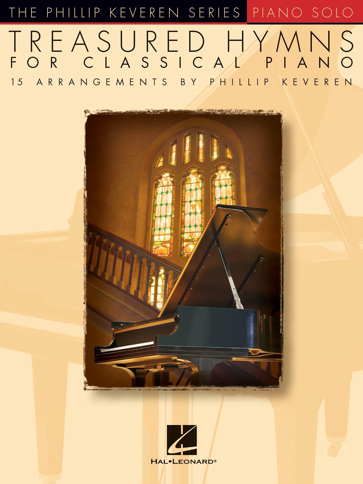 Treasured Hymns for Classical Piano: Piano: Instrumental Album