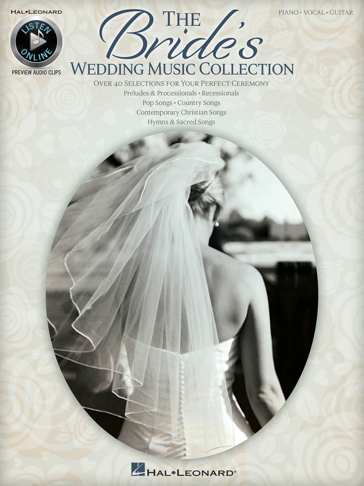 The Bride's Wedding Music Collection: Piano  Vocal and Guitar: Mixed Songbook