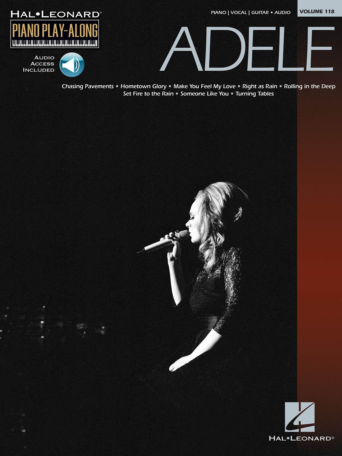 Adele: Adele: Piano: Instrumental Album